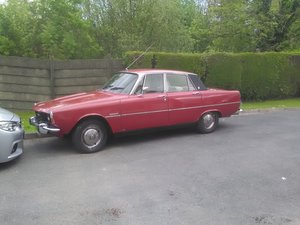 1971 Rover p6 2000tc For Sale