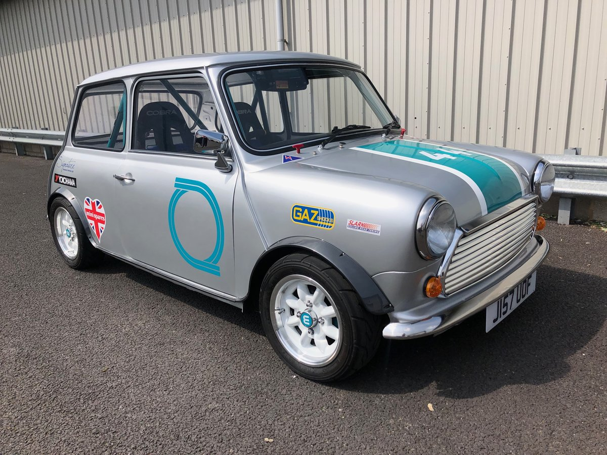 1992 J ROVER MINI 1.3 COOPER RACE / RALLY / TRACK CAR For Sale (picture 1 of 6)