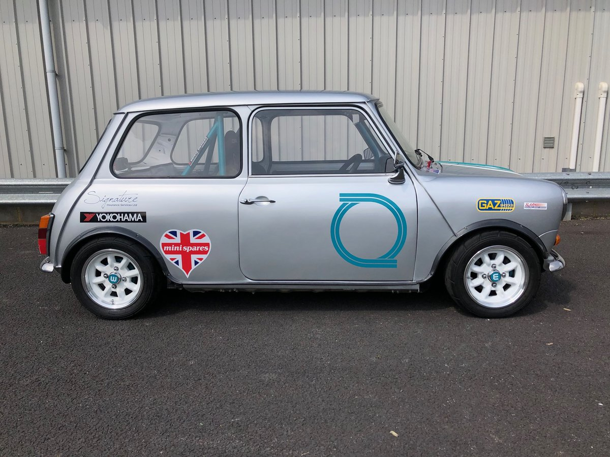 1992 J ROVER MINI 1.3 COOPER RACE / RALLY / TRACK CAR For Sale (picture 2 of 6)