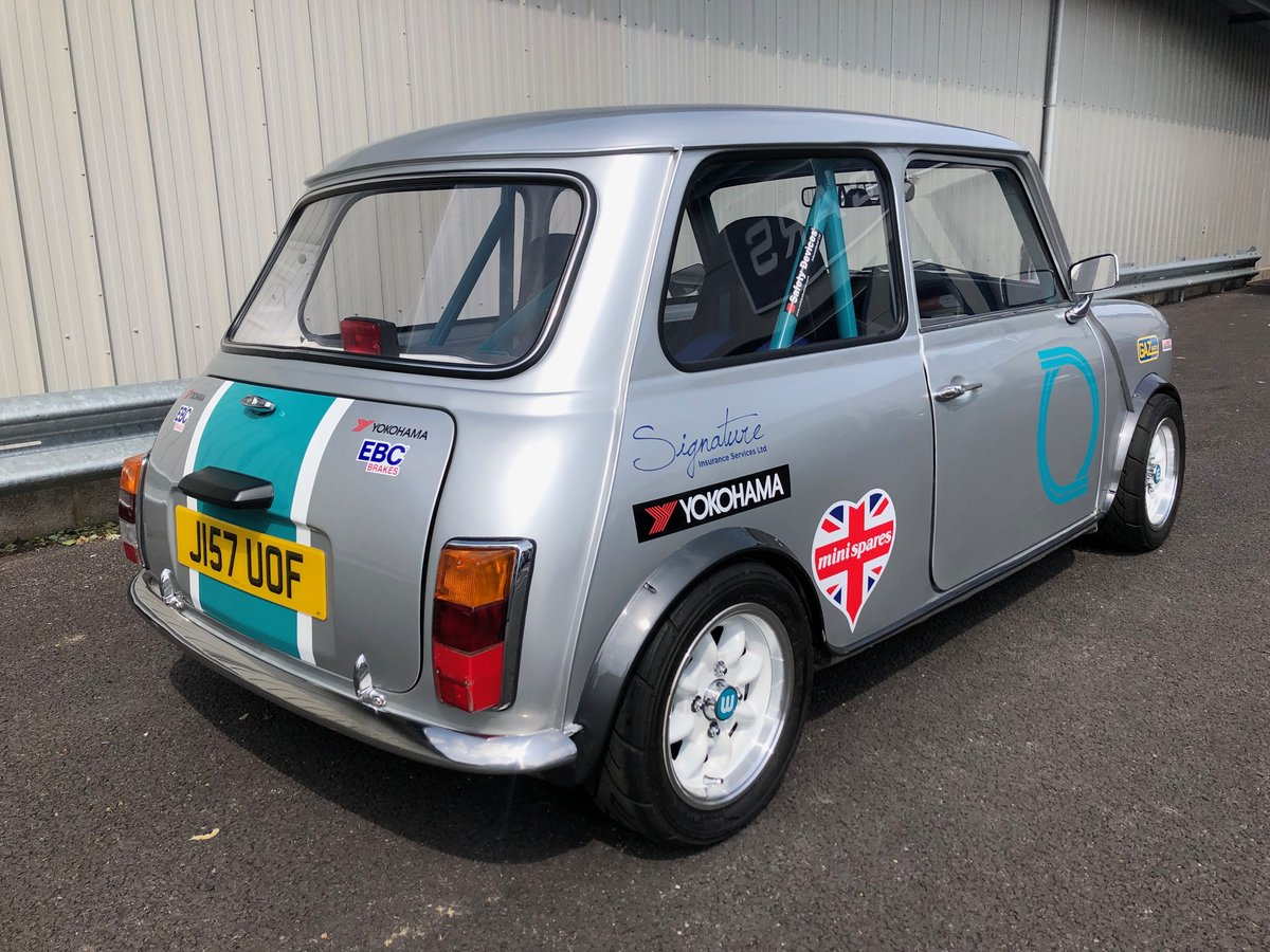 1992 J ROVER MINI 1.3 COOPER RACE / RALLY / TRACK CAR For Sale (picture 3 of 6)