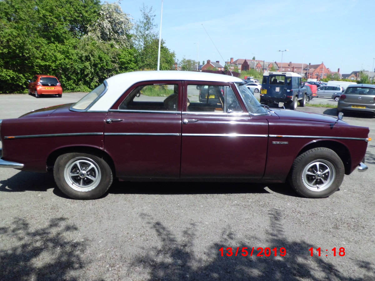 1969 P5b Saloon For Sale (picture 1 of 6)