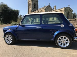 2000 Rover Mini Cooper 1.3 MPI - FULLY RESTORED For Sale