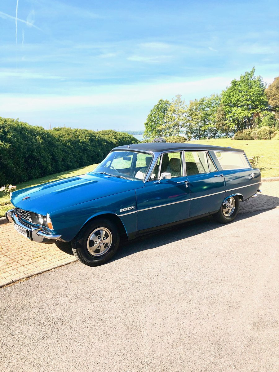1974 Rover P6 3500S Estoura For Sale (picture 1 of 6)