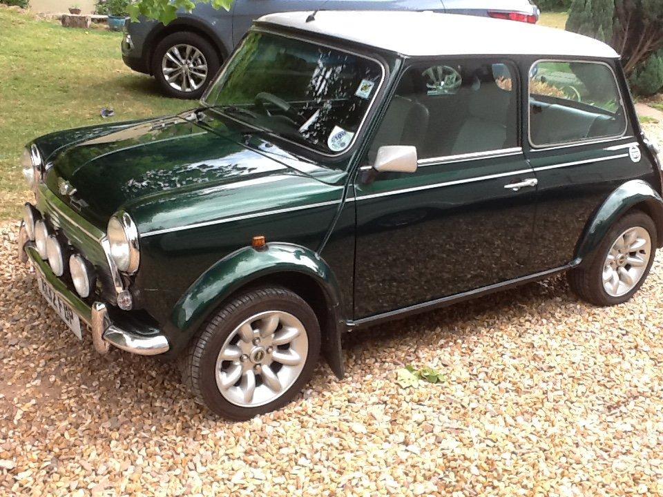 2000 Mini Cooper Sport For Sale (picture 1 of 6)
