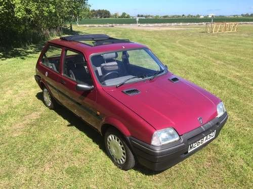 1994 Rover Metro Rio at Morris Leslie Auction 25th May SOLD by Auction (picture 2 of 6)