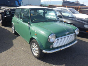 1996 ROVER MINI COOPER 35th ANNIVERSARY EDITION ONLY 45000 MILES For Sale