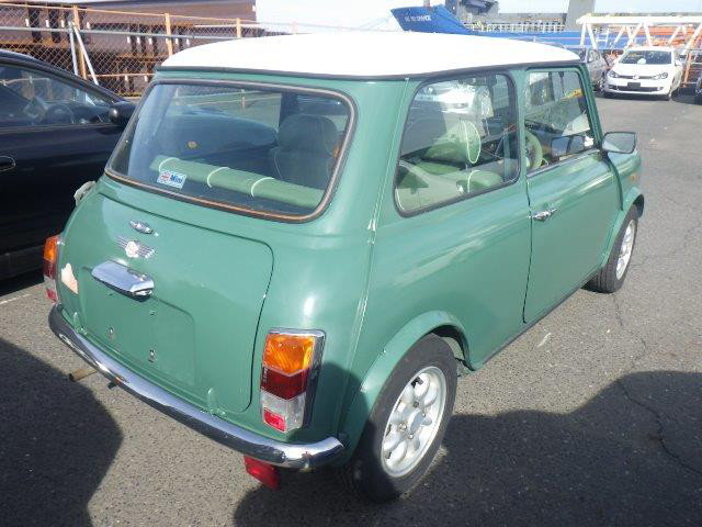 1996 ROVER MINI COOPER 35th ANNIVERSARY EDITION ONLY 45000 MILES For Sale (picture 2 of 6)