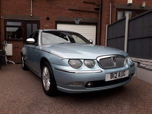 2002 Rover 75 Connoiseur SE 2.0 Private Plate included For Sale