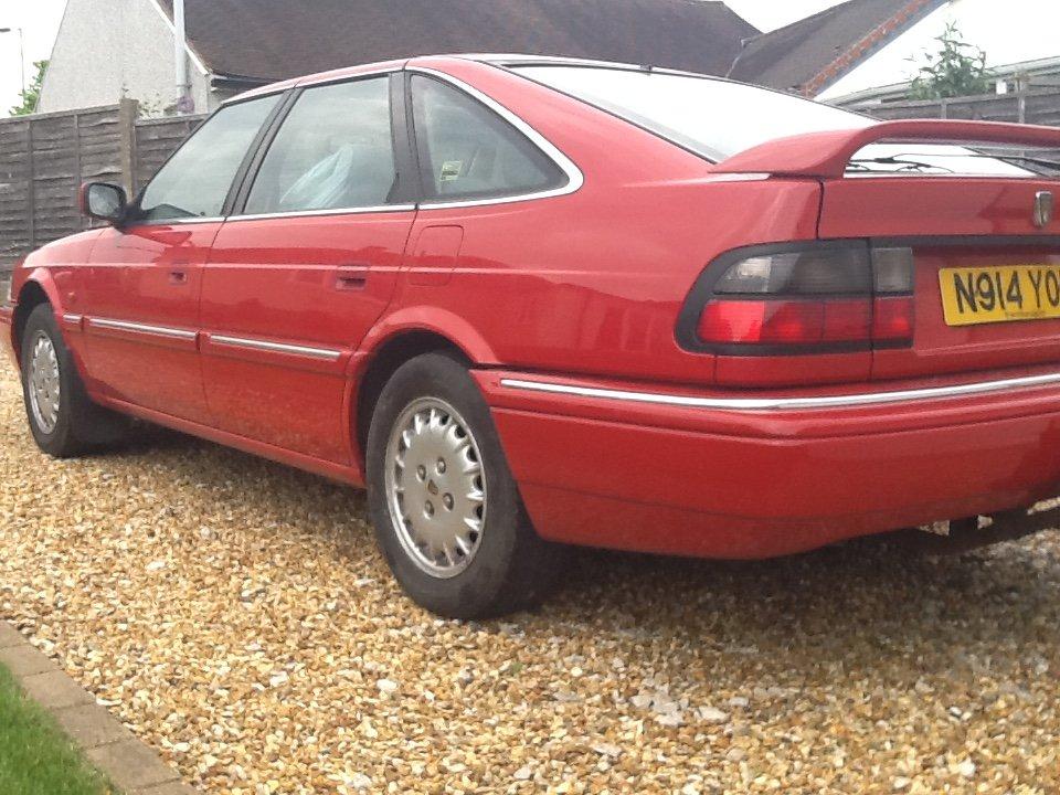 1995 Rover sterling SOLD (picture 1 of 6)