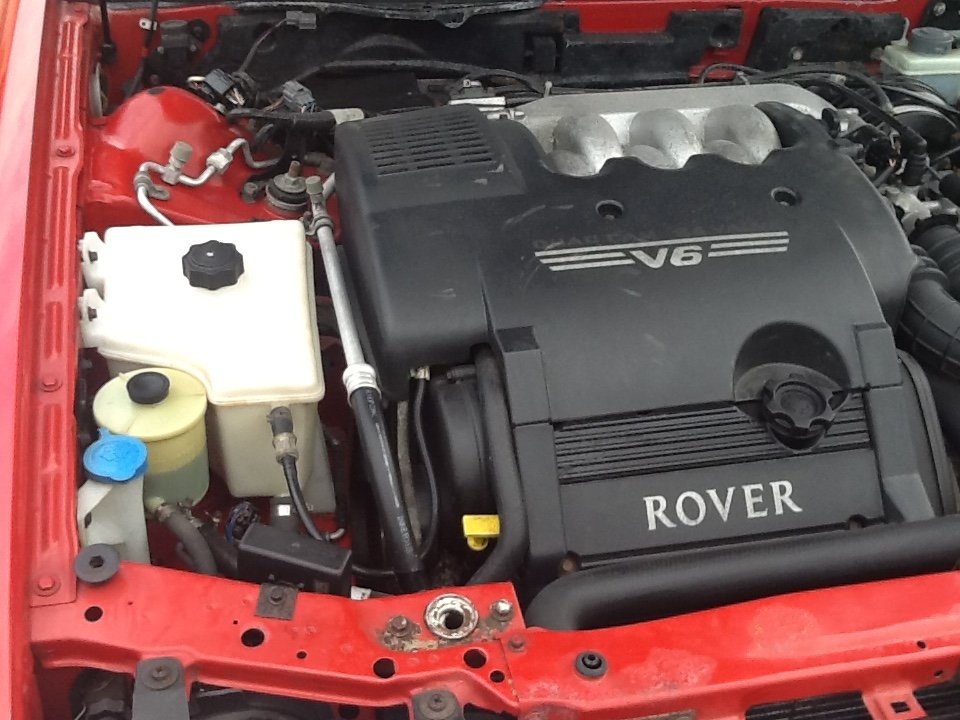 1995 Rover sterling SOLD (picture 4 of 6)