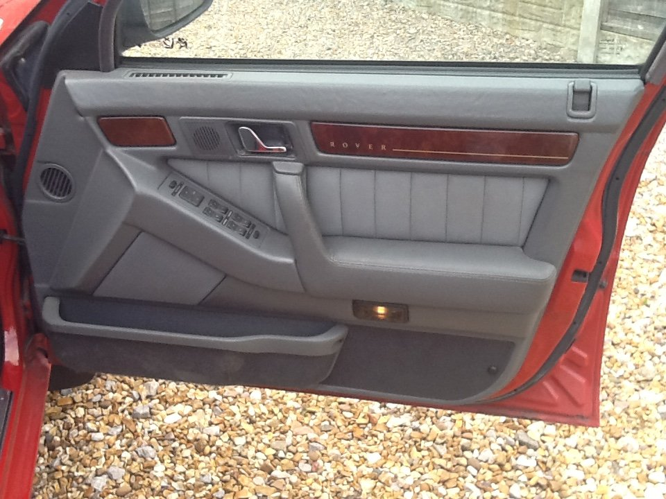 1995 Rover sterling SOLD (picture 6 of 6)