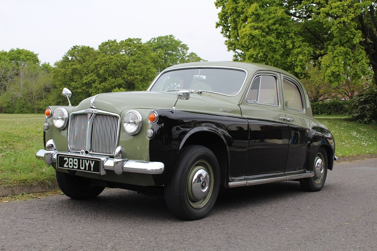 Rover 100 1960 - To be auctioned 26-07-19 For Sale by Auction (picture 1 of 6)