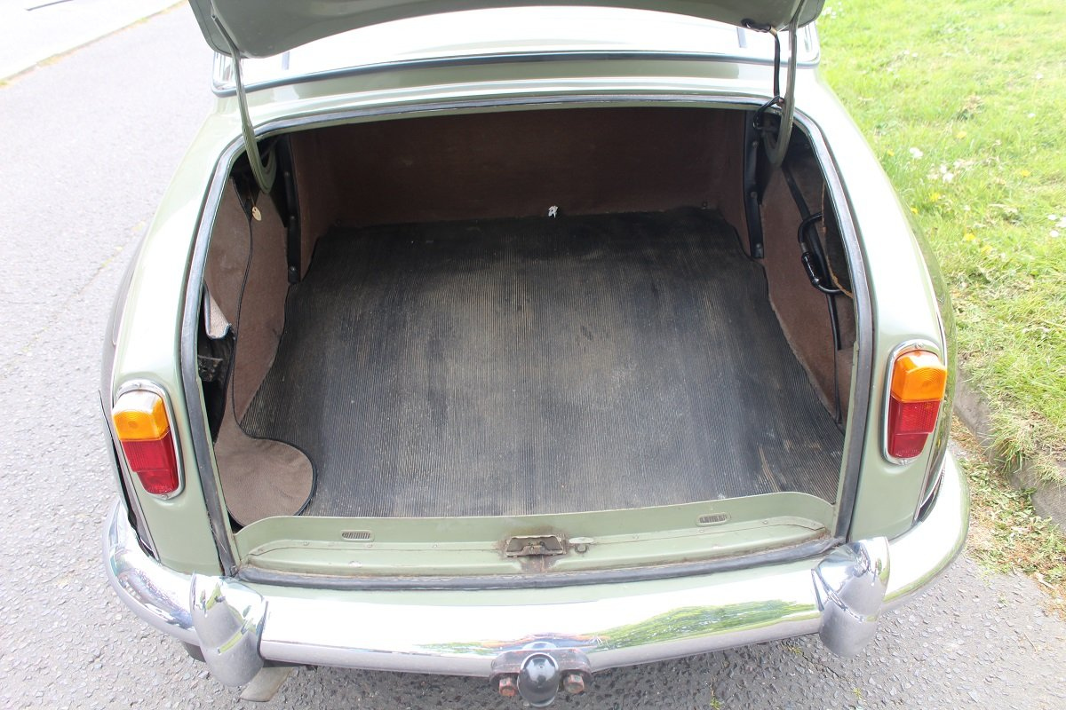 Rover 100 1960 - To be auctioned 26-07-19 For Sale by Auction (picture 6 of 6)