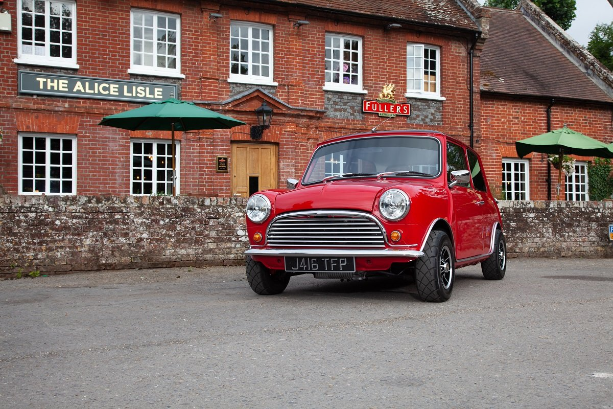 Rover Mini Special 1991 - To be auctioned 26-07-19 For Sale by Auction (picture 1 of 6)