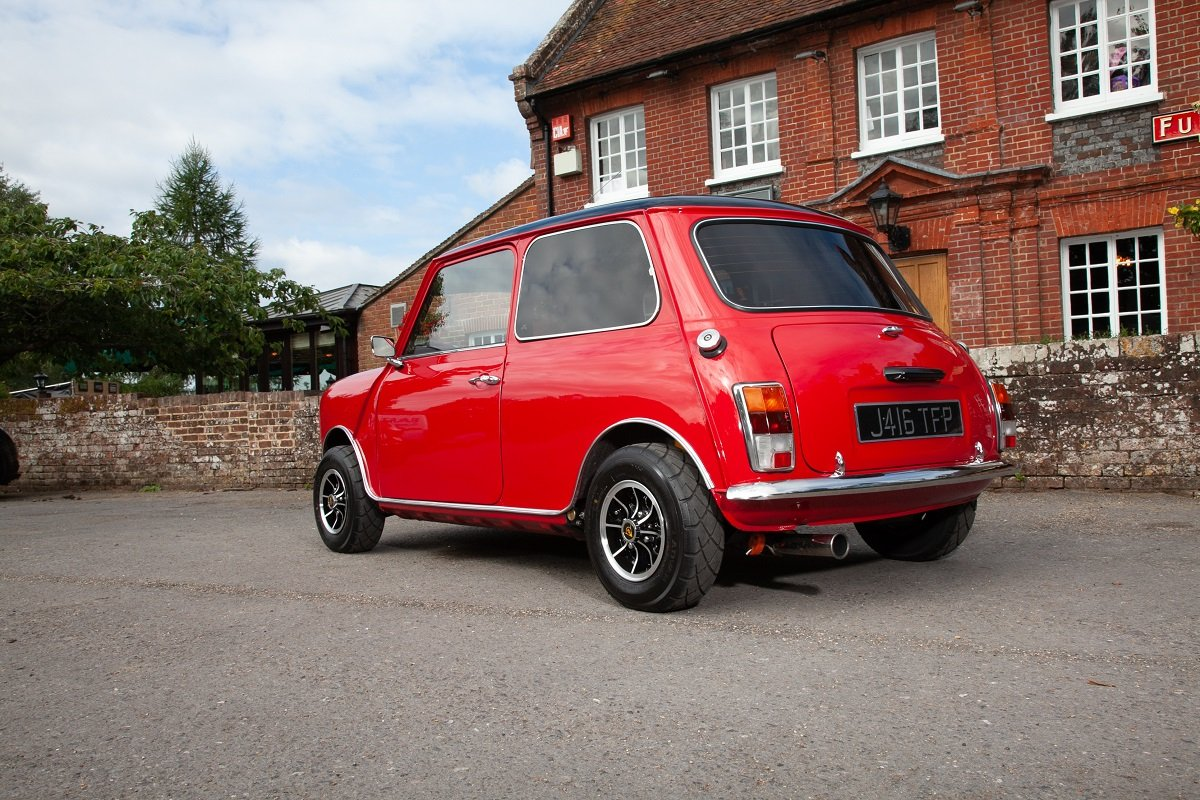 Rover Mini Special 1991 - To be auctioned 26-07-19 For Sale by Auction (picture 2 of 6)