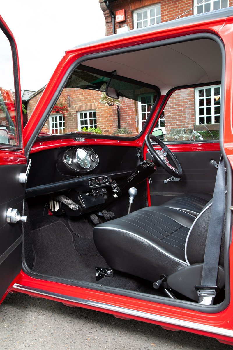 Rover Mini Special 1991 - To be auctioned 26-07-19 For Sale by Auction (picture 6 of 6)