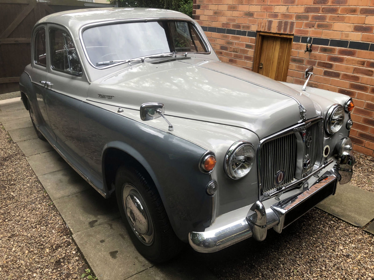 1960 ROVER P4 100 For Sale (picture 1 of 6)