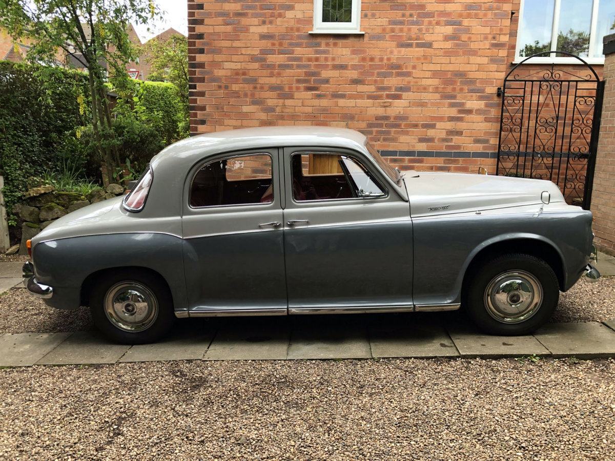 1960 ROVER P4 100 For Sale (picture 2 of 6)