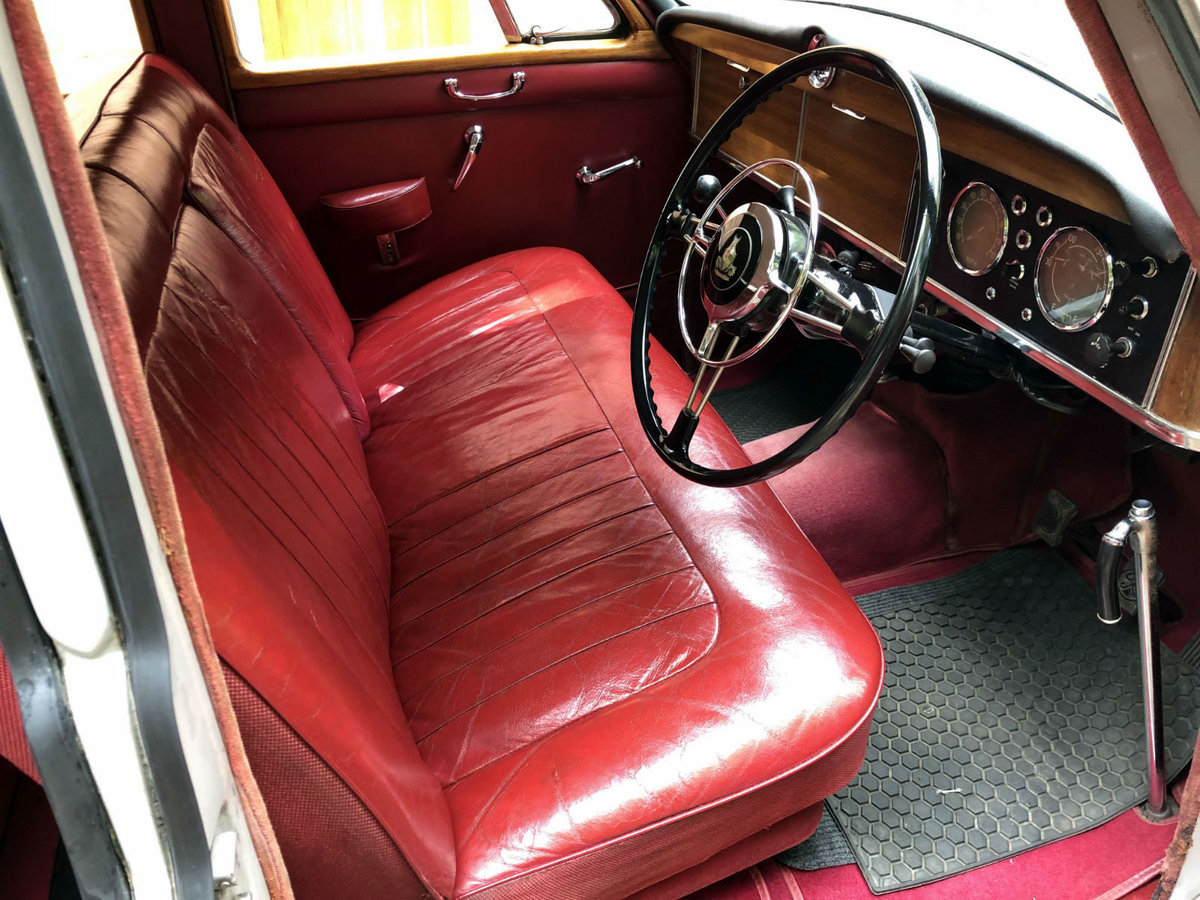 1960 ROVER P4 100 For Sale (picture 4 of 6)