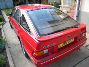 Rover 827 Vitesse (1989) Automatic S4 Saloon For Sale
