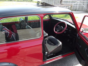 1992 Show winning 1275 cc Mini. For Sale