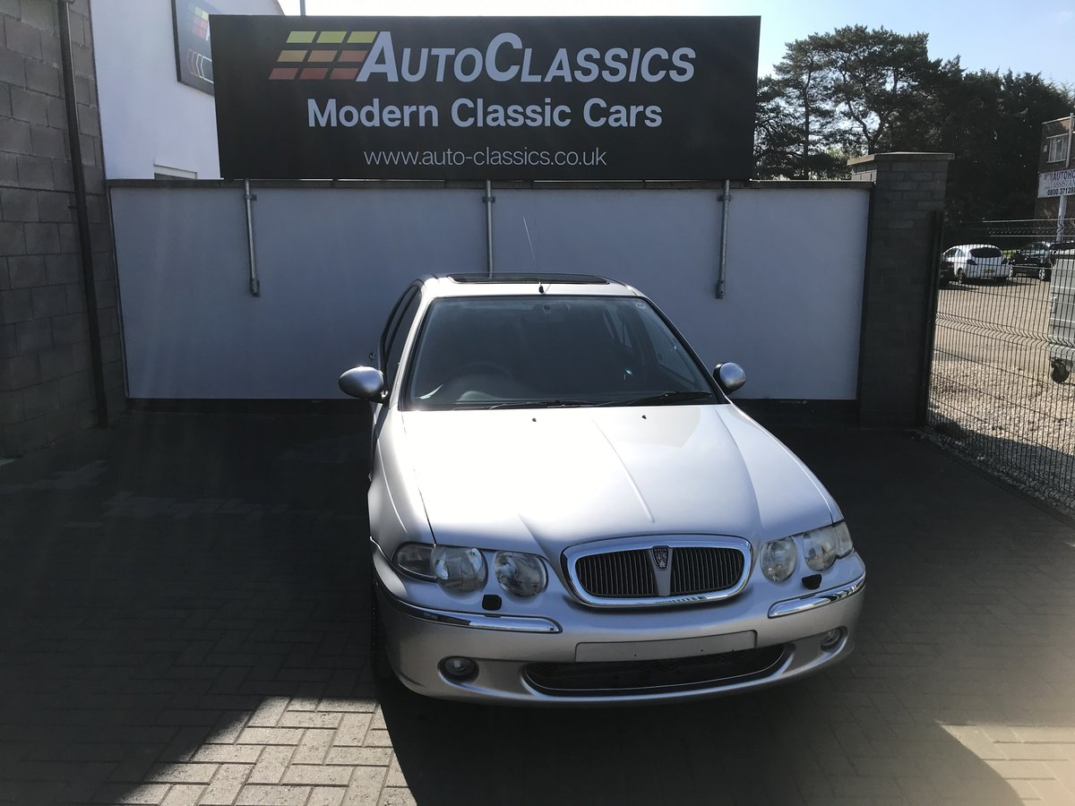 2003 Rover 45 club, 2 owners, 29,000 miles For Sale (picture 1 of 6)