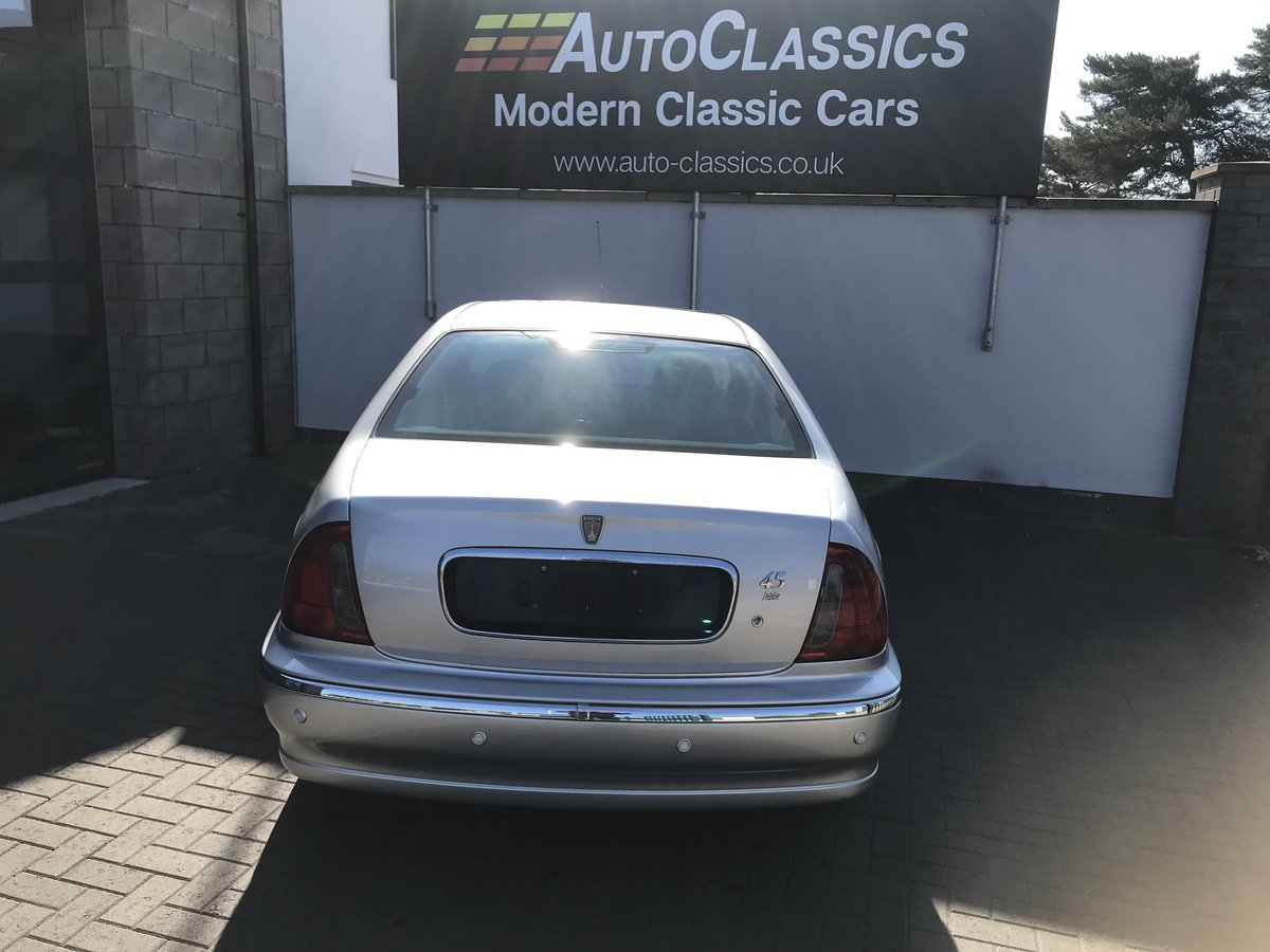 2003 Rover 45 club, 2 owners, 29,000 miles For Sale (picture 2 of 6)