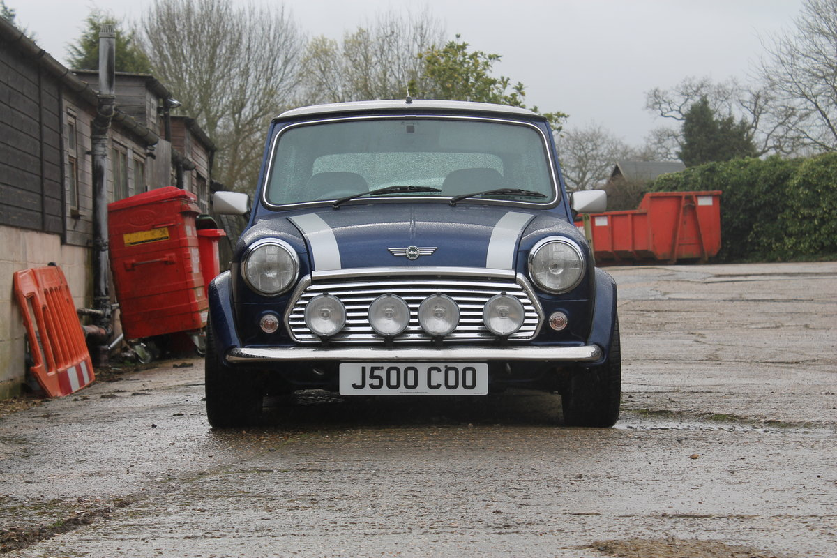 2001 Mini cooper 500 sport For Sale (picture 2 of 6)