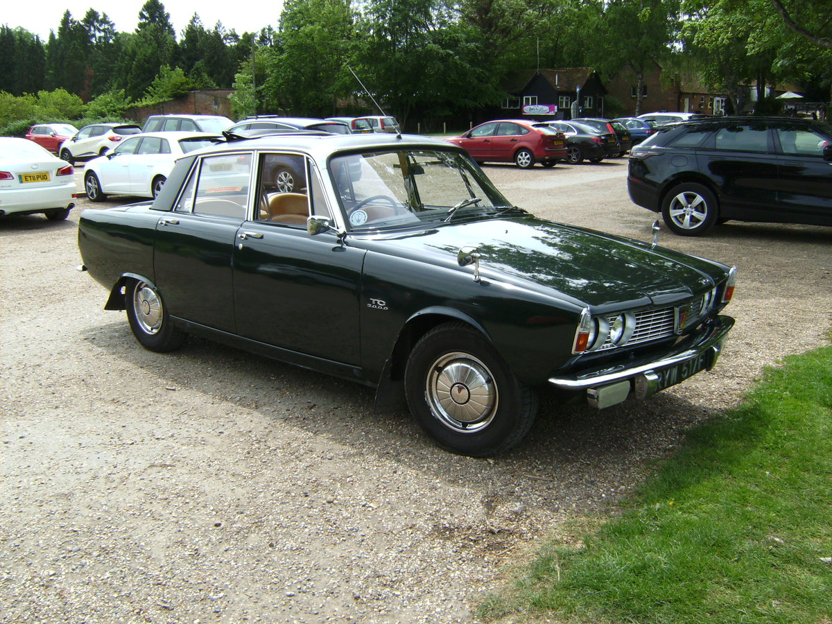 1967 Rover 2000 TC - 3 owners For Sale (picture 1 of 6)