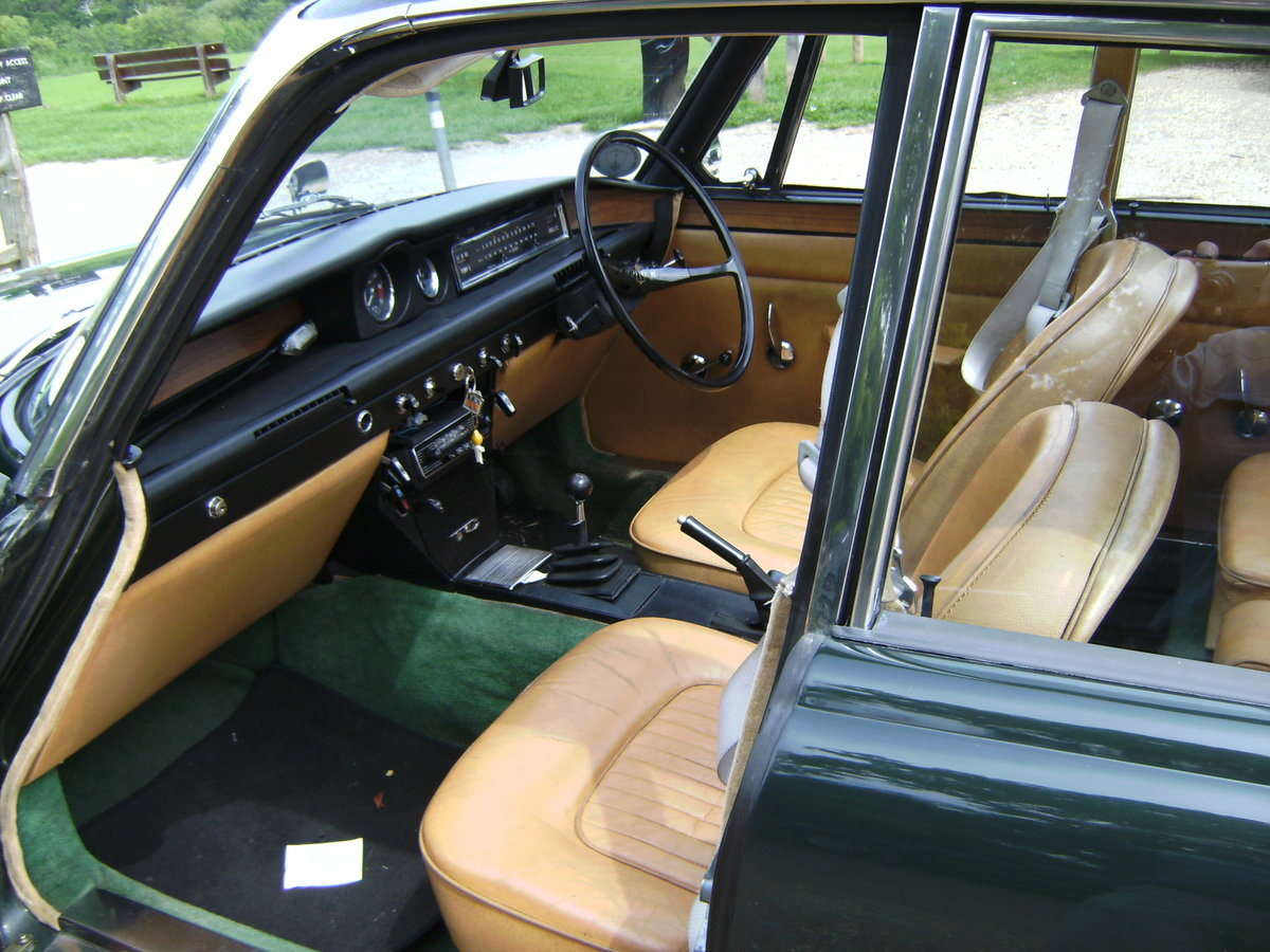 1967 Rover 2000 TC - 3 owners For Sale (picture 3 of 6)