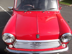 1990 Classic Rover Mini For Sale