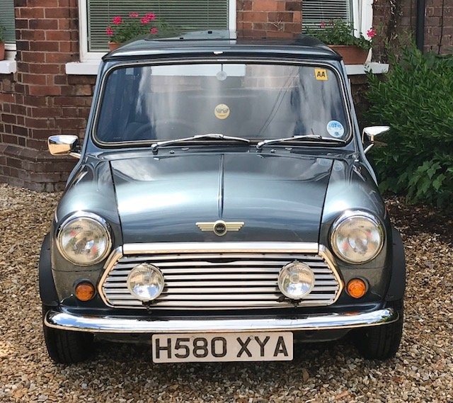 Limited edition Mini Neon 1991 reg low mileage For Sale (picture 1 of 6)