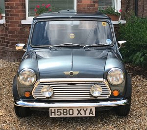 Limited edition Mini Neon 1991 reg low mileage