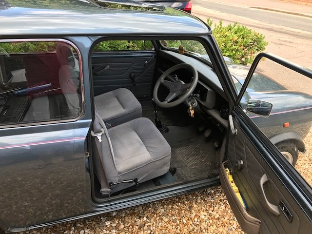Limited edition Mini Neon 1991 reg low mileage For Sale (picture 3 of 6)