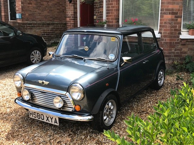 Limited edition Mini Neon 1991 reg low mileage For Sale (picture 6 of 6)