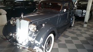 Rover 16 Sports Saloon 1947