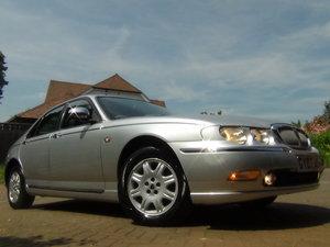 2003 Rover 75 2.0 CDT (Diesel) Connoisseur Auto