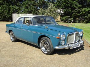 1972 Rover P5B 3.5 litre Coupe at ACA 15th June