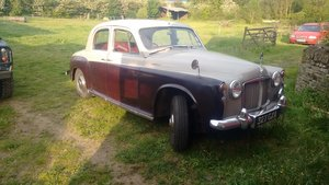1963 Rover p4 110 TDI  For Sale