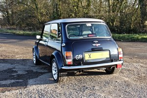2000 Rover Mini Cooper Sport S Works