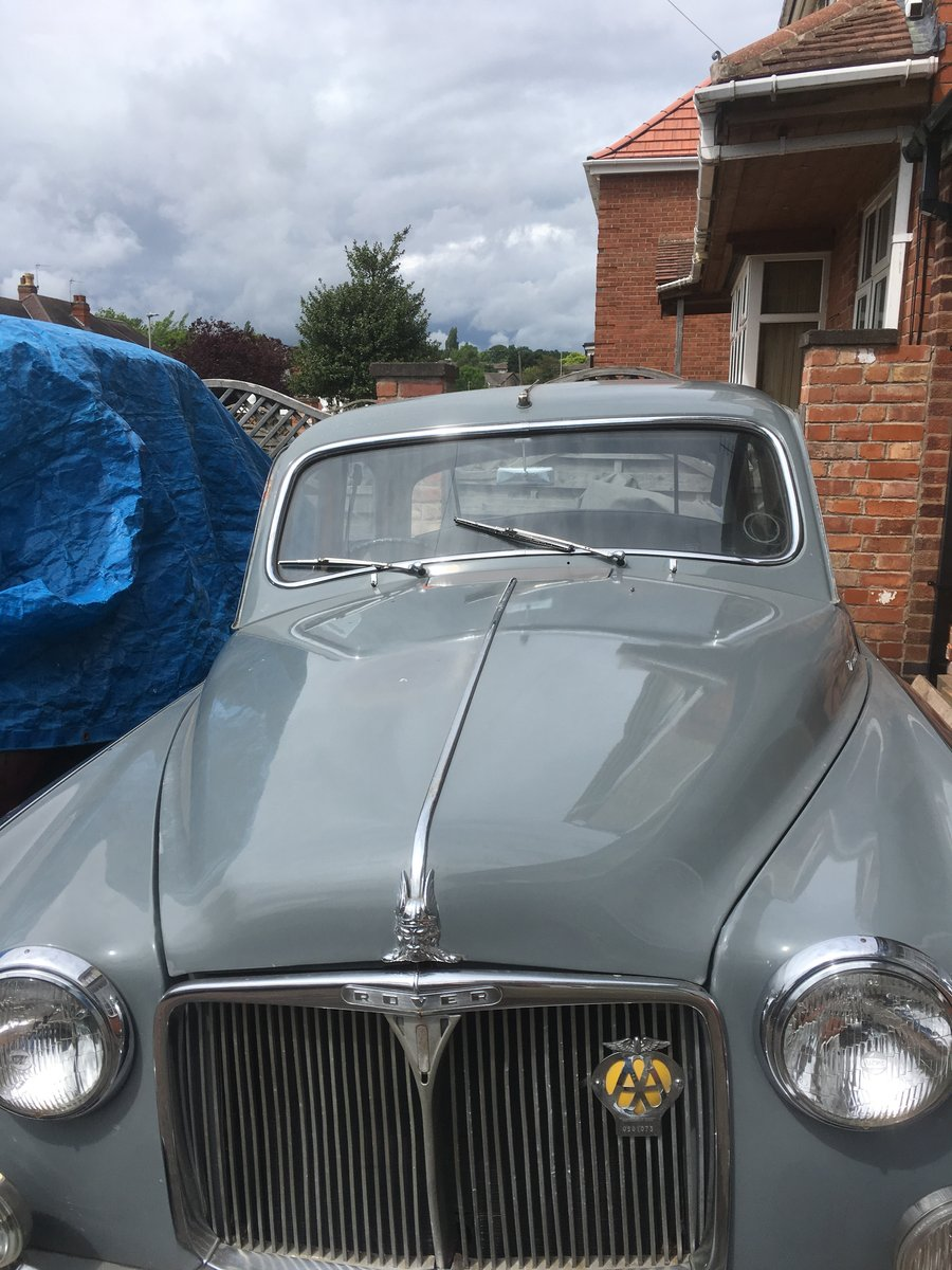 1962 Rover 100 P4  For Sale (picture 1 of 6)