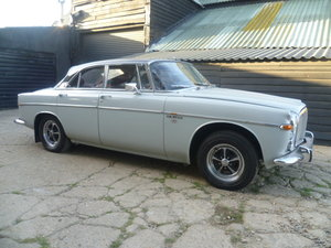 1969 Rover P5B 3.5 V8 Coupe at ACA 15th June  For Sale