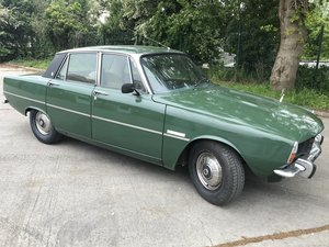1971 Rover P6 3500 Auto For Sale