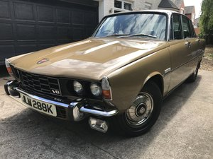 Rover p6 3500 v8 1971 For Sale