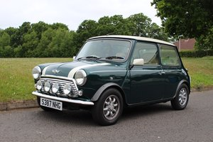 Rover Mini Cooper 1.3i 1998 - to be auctioned 26-07-19 For Sale by Auction