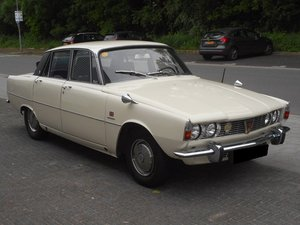 1968 ROVER 2000 AUTOMATIC For Sale