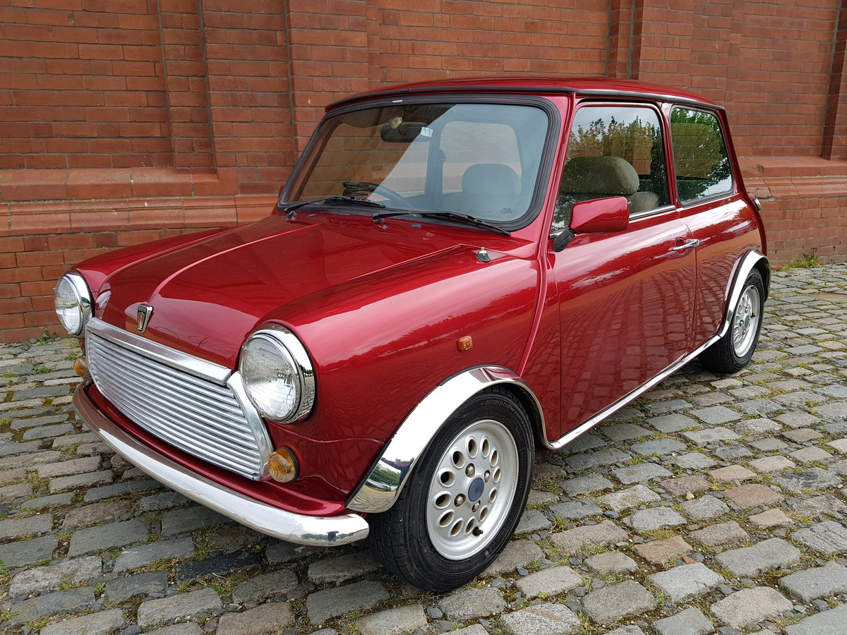 1997 ROVER MINI MODERN CLASSIC MAYFAIR 1300cc MANUAL LOW MILES  SOLD (picture 1 of 6)