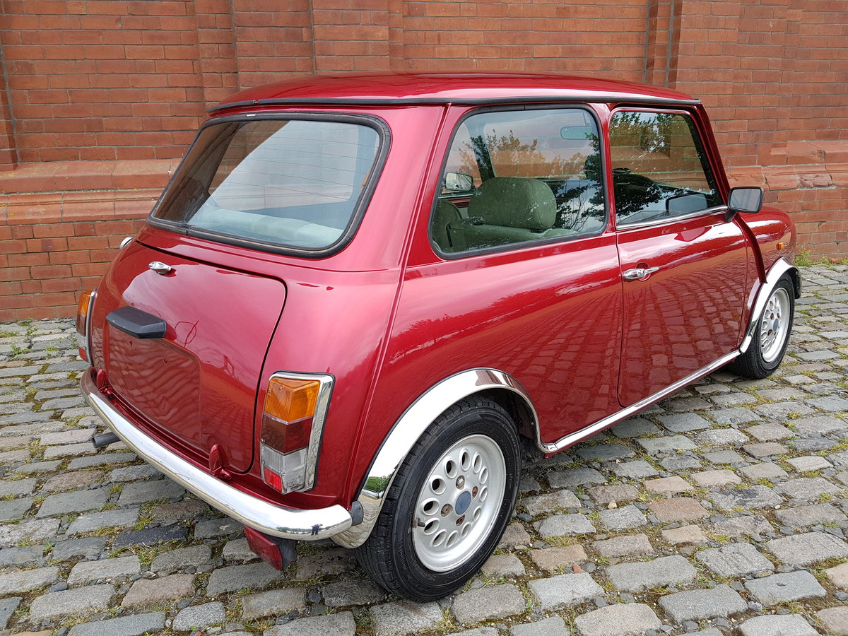 1997 ROVER MINI MODERN CLASSIC MAYFAIR 1300cc MANUAL LOW MILES  SOLD (picture 2 of 6)