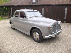 Picture of 1961 Rover 100 4 Door Saloon Manual with overdrive SOLD