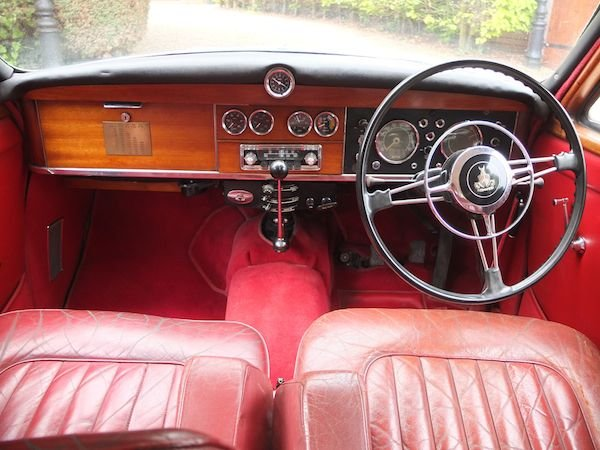 1961 Rover 100 4 Door Saloon Manual With Overdrive Sold Manual Guide